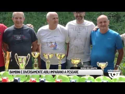 TG BASSANO (18/06/2019) - BAMBINI E DIVERSAMENTE A...