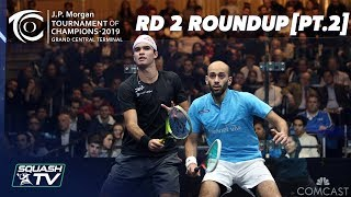 Squash: Tournament of Champions 2019 - Men