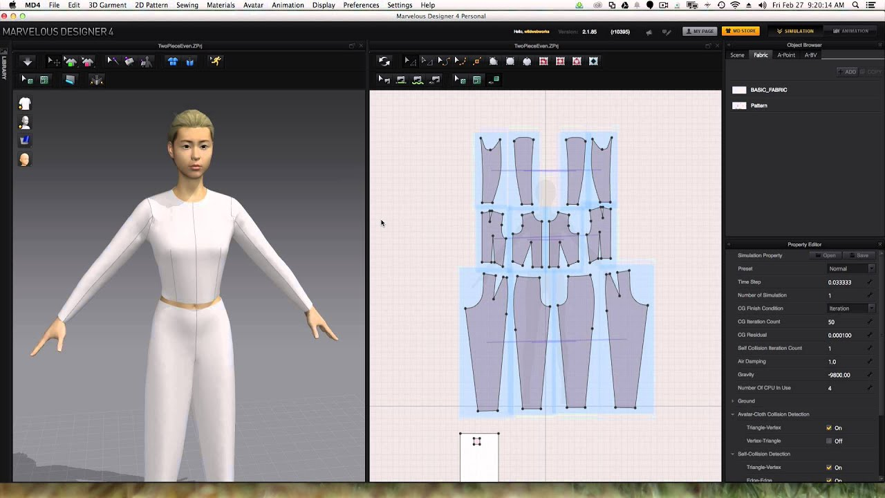 Marvelous Designer Tutorial Download