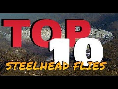 Top 10 Best Fly Fishing Flies for Catching Steelhead