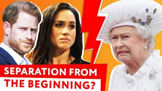 We Finally Understand Why Meghan and Harry Left The Palace | ⭐OSSA