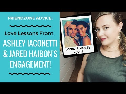 In The Friendzone? Love Lessons From Ashley Iaconetti & Jared Haibon's Engagement!