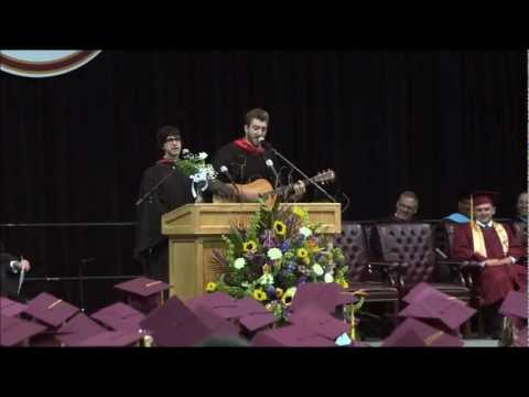 Rhett and Link- Graduation Song (You're On Your Own)