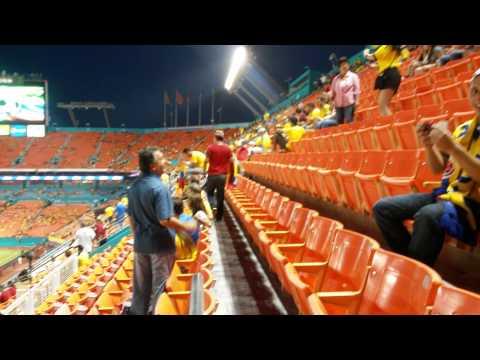 Colombia  vs brasil sunlife stadium