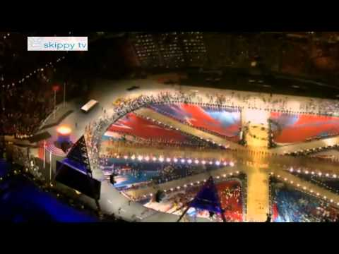 ELBOW - ON A DAY LIKE THIS - LONDON OLYMPICS 2012 - CLOSING CEREMONY