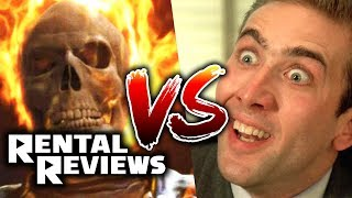 Ghost Rider VS Vampire's Kiss - Cage Match - Rental Reviews