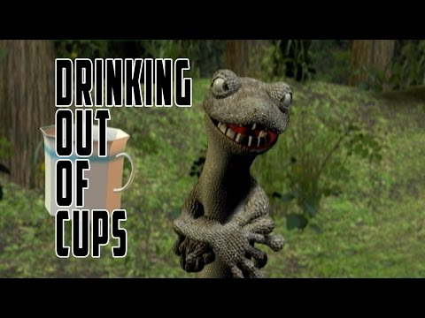 Drinking Out Of Cups (Official) – (Liam Lynch & Dan Deacon)