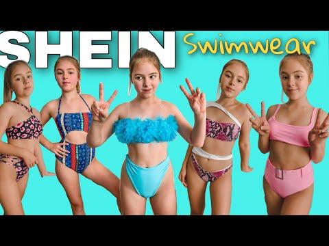 SHEIN Swimwear Haul!
