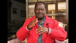 President Uhuru's hand in Raila Odinga's top post