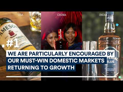 Download Pernod Ricard Half-Year FY21 Sales and Results