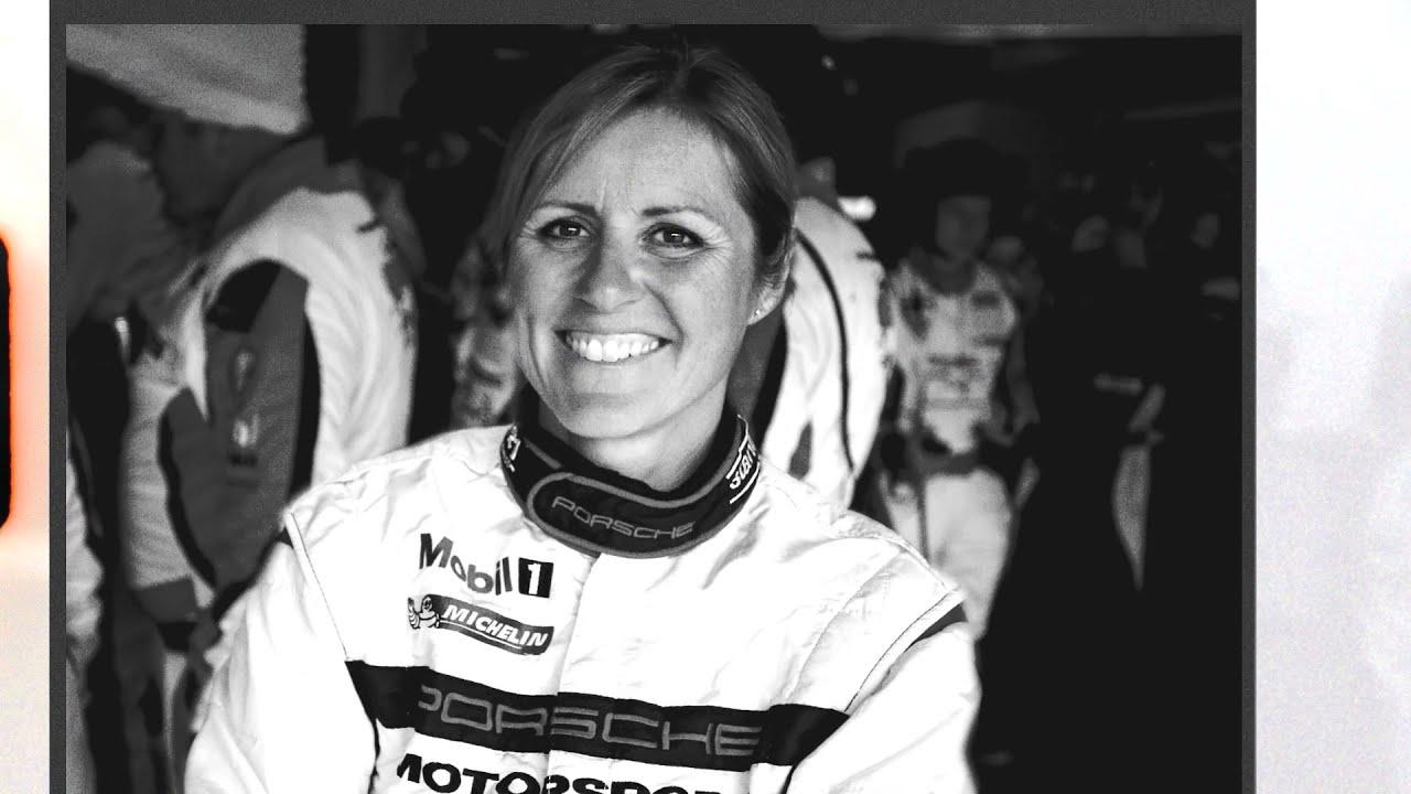 Nürburgring 24 Hours - Sabine Schmitz.