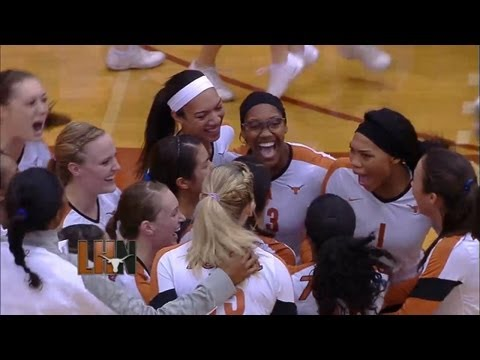 Volleyball highlights: Stanford [Sept. 8, 2013]