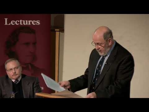 Gifford Lectures 2018 - Professor N.T. Wright - Lecture 1, 12th February 2018