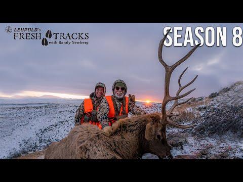 Hunting Elk At Age 73! | Wyoming Late Season Elk (Amazon Episode)