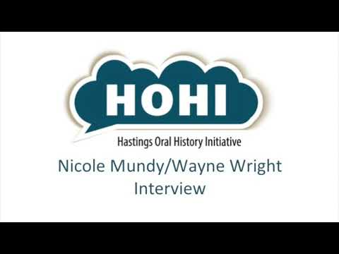 Nicole Mundy/Wayne Wright Interview