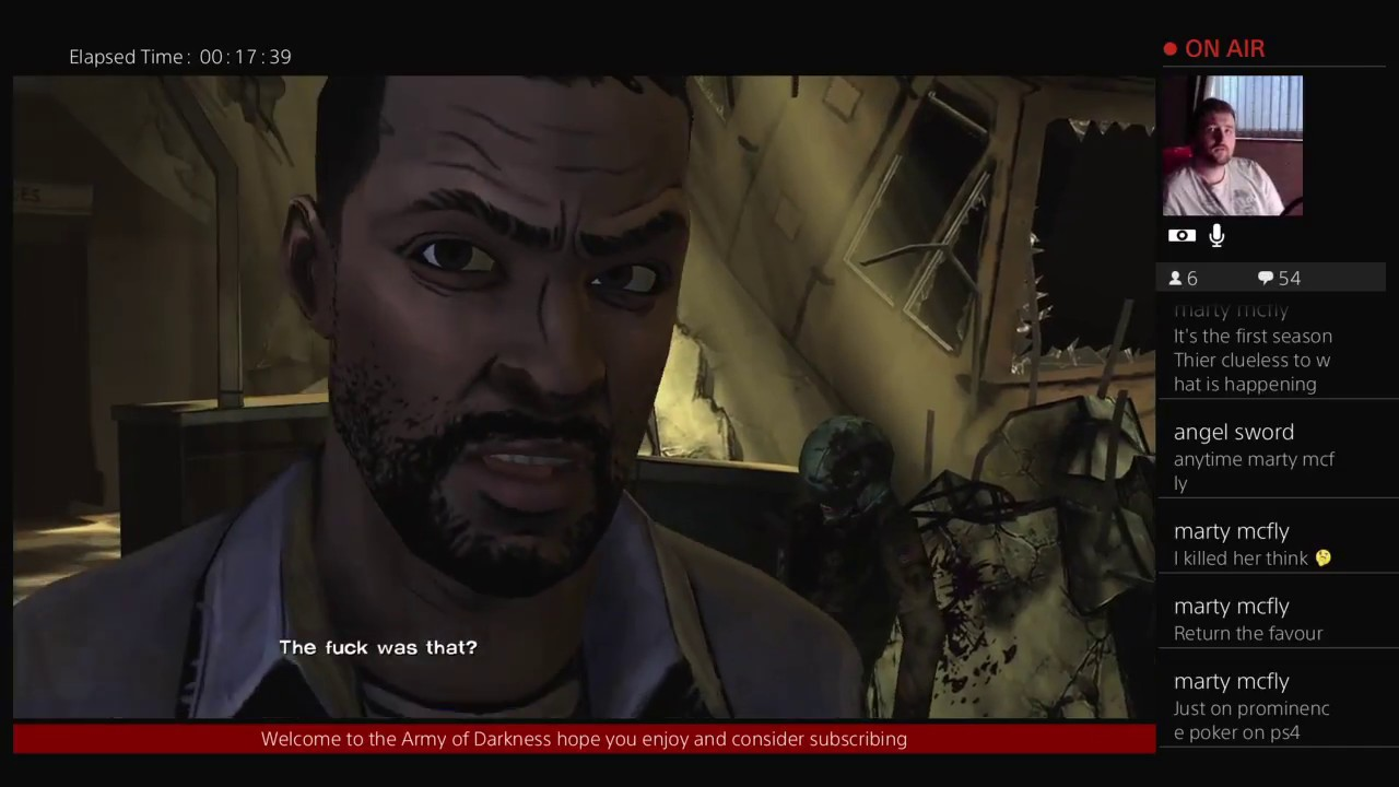 f1f6687e Lets Play Telltales The Walking Dead Season 1 (Chapter 3) - YouTube