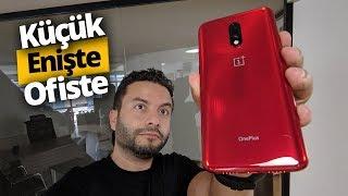 Türkiye'de ilk! OnePlus 7 kutusundan çıkıyor!
