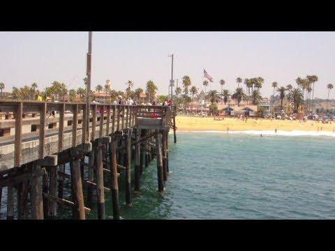 Balboa Pier Newport Beach Ca