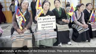 Tibetan Women!s uprising Song  by Jamyangjack & Tseyou
