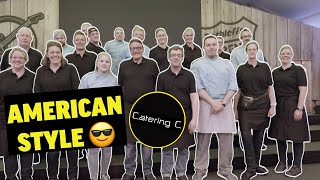 Catering C goes american - (American Style) - American Event
