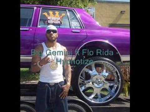 Big Gemini ft Flo Rida - Hypnotize