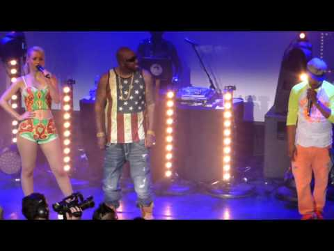 Iggy Azalea, T.I. And Trae The Truth Live In New York On June 16, 2013
