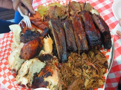 Robert Earl's BBQ, Long Beach, CA