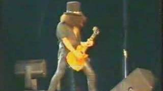 Slash  Solo - Godfather Theme  - Guns N