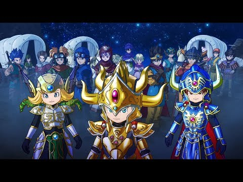 【星ドラ大規模バージョンアップ】最新オープニングムービー