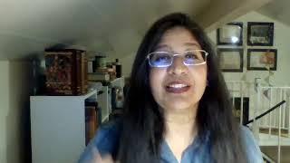 Dr Giti Chandra - Virtual Alumni Reunion (13.12.2020)
