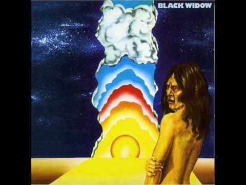 Black Widow - Poser