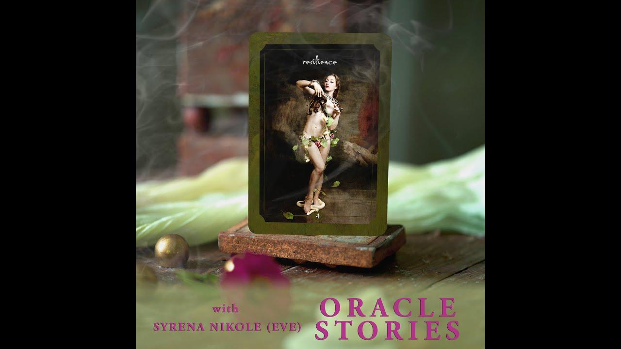 Oracle Stories: Eve
