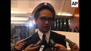 NKorean, Russian delegations arrive for ASEAN summit, meetings, sots