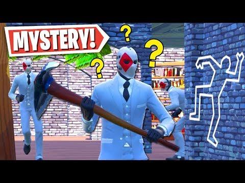 *NEW* FORTNITE MURDER MYSTERY in CREATIVE MODE! w/Preston, Jon & Garret!