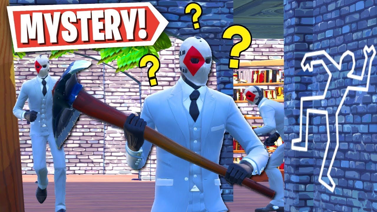 new fortnite murder mystery in creative mode w preston jon garret - preston fortnite newest video