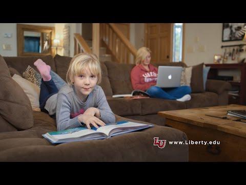 "Liberty University Online ""My Mom"""