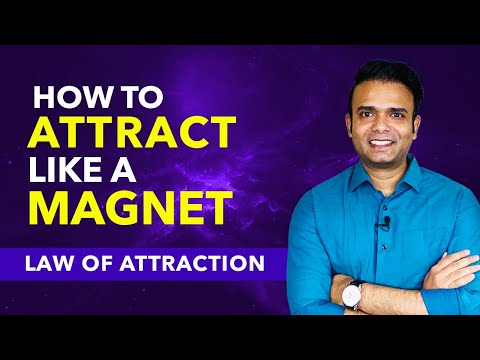 NO.1 LAW OF ATTRACTION TIPS (Do This Daily) ✅ Attract What You Want Like A Magnet