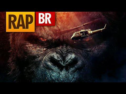Rap do King Kong - ilha Da Caveira Tributo 05 (Oficial) Diego NL