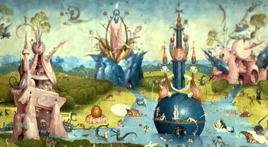Immerse Yourself Into The Garden Of Earthly Delights Youtube