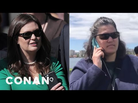 Conan Reveals The Cast Of The Roger Ailes Movie  - CONAN on TBS