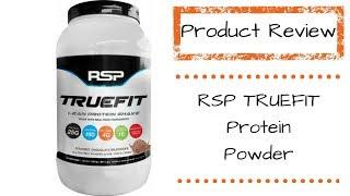 RSP Truefit Lean Protein Shake Review | Gourmet Chocolate Milkshake | Semi Crunchy Mama