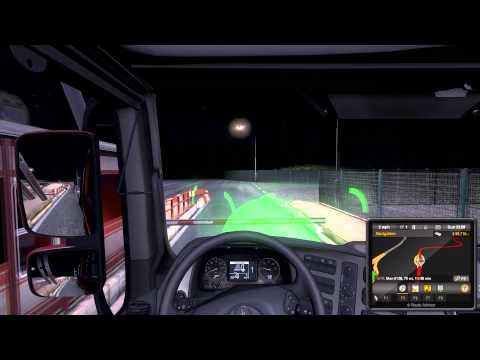 Euro Truck Simulator 2 - Rotterdam to Paris