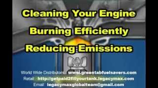 Green Fuel Tabs Clean Your Car Engine & Boosts Performance