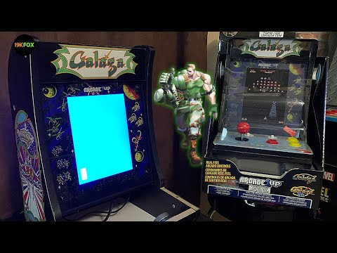 Arcade1up Countercade Monitor Swap from 19kfox