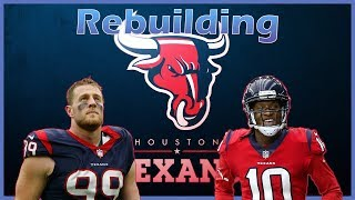 Madden 18 Rebuild | Houston Texans: One of the Best Seasons by a Receiver, Ever