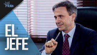 El Jefe: material de oficina   José Mota presenta...