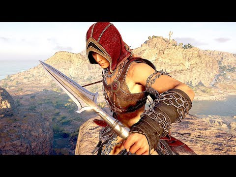 Assassin's Creed Odyssey Chains of Olympus Rampage & Stealth Kills thumbnail