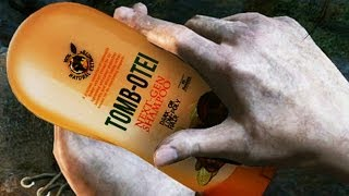 Tomb Raider: Definitive Edition - Shampoo advert (spoof)