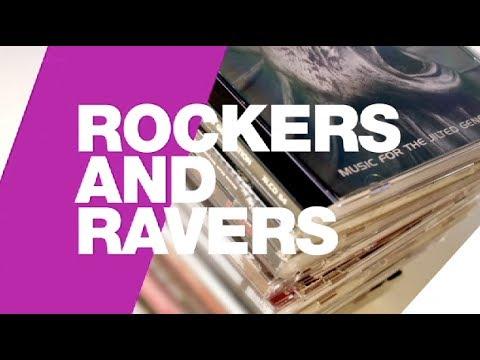 Danny Baker's Rockin' Decades: Rockers & Ravers VT