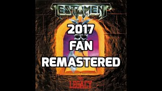 Testament - First Strike Is Deadly [2017 Fan Remastered] [HD]